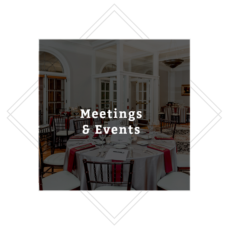 Meetings And Events at Historic King Mansion